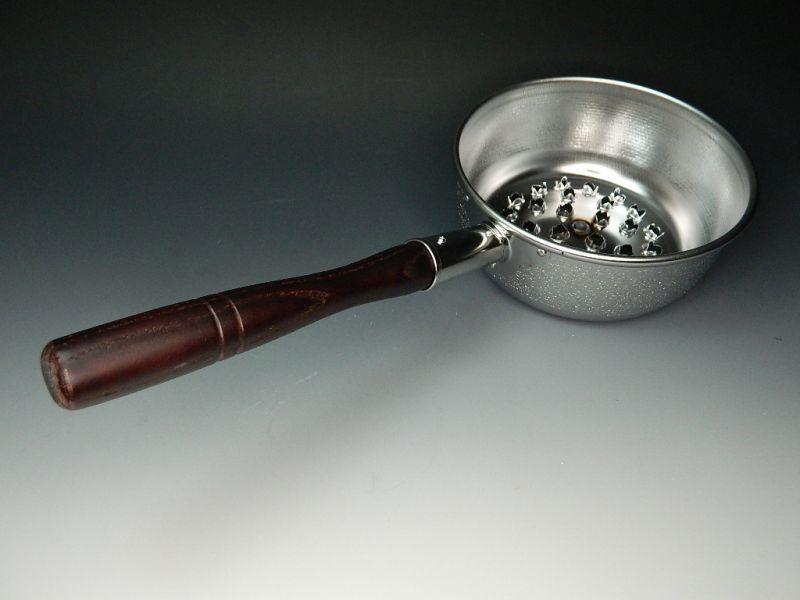 画像1: 火おこし ガスコンロセンサー対応 火起こし 茶道具 煎茶道具 新品