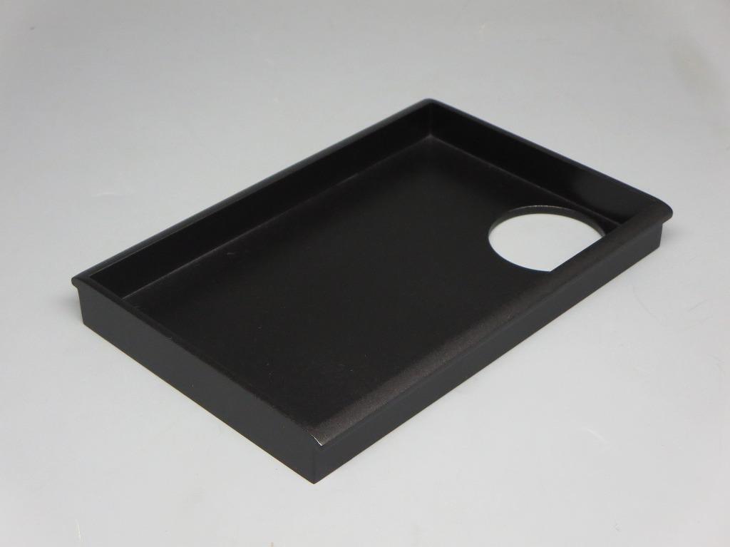 画像4: 茶道具 茶箱 茶箱セット 黒筋入り 高台寺蒔絵 新品