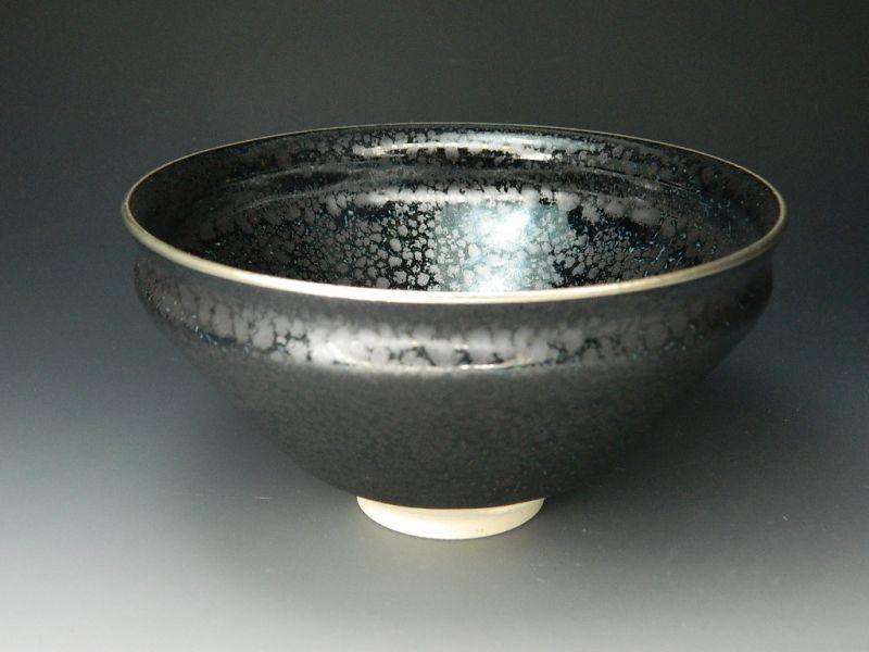 画像2: 油滴天目 抹茶碗 茶道具