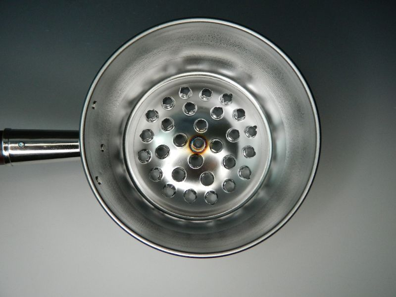 画像2: 火おこし ガスコンロセンサー対応 火起こし 茶道具 煎茶道具 新品