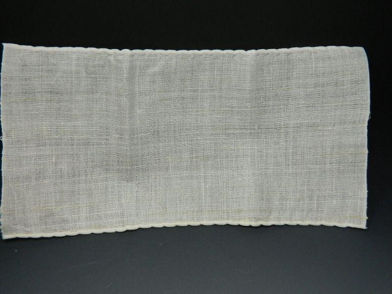 画像4: 茶巾 本麻奈良晒やまと茶巾(多折紙) 新品