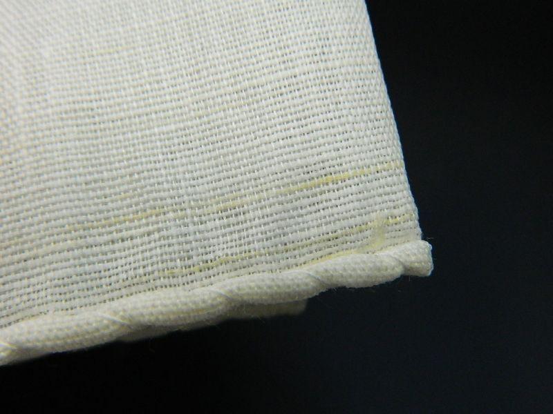 画像3: 茶巾 本麻奈良晒やまと茶巾(多折紙) 新品